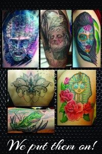 Tattoos by Elite Ink Tattoo Artists.  Center Line, Warren, Dearborn Heights